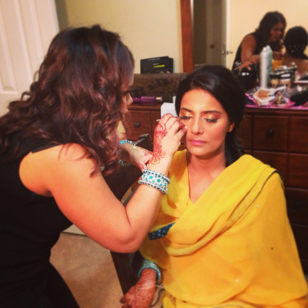 Ahmedabad Bridal Makeup Artist Courses