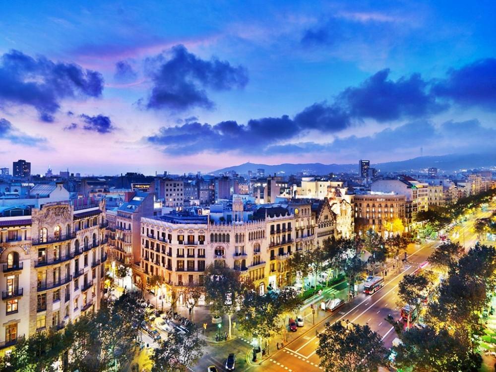 Barcelona Spain Bridal Makeup Courses