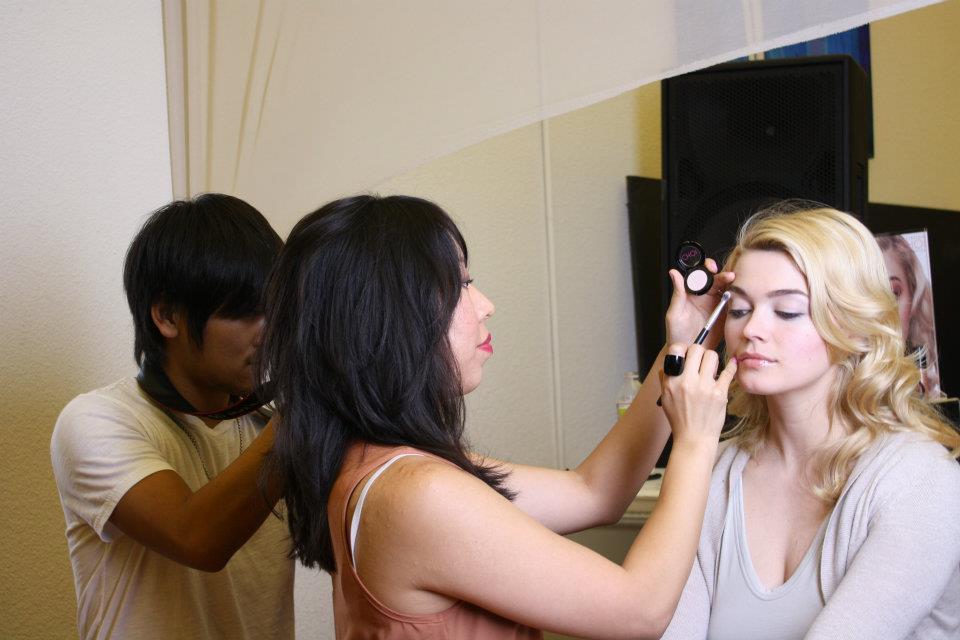 Berlin Germany Bridal Makeup Artist Courses