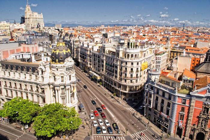 Madrid Spain Bridal Makeup Courses
